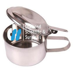 Stainless Steel Sputum Cup