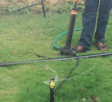 Hand pump & Treadle Pump Irrigation Kit