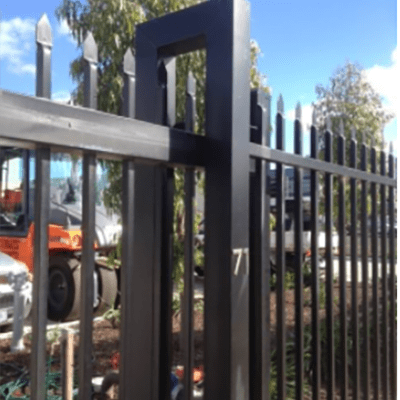 Automatic Sliding Steel Gate