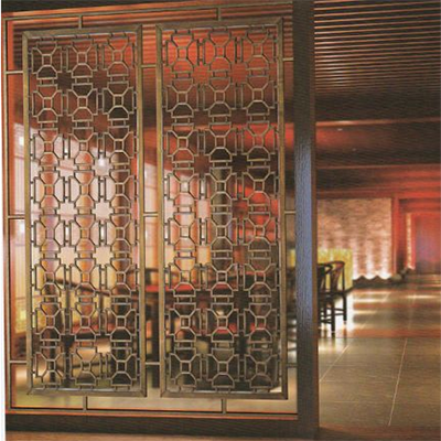 Stainless Steel Metal Decorative Screen