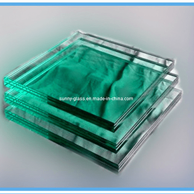 Tempered Float Low-E Reflective Laminated Insulated Building Glass
