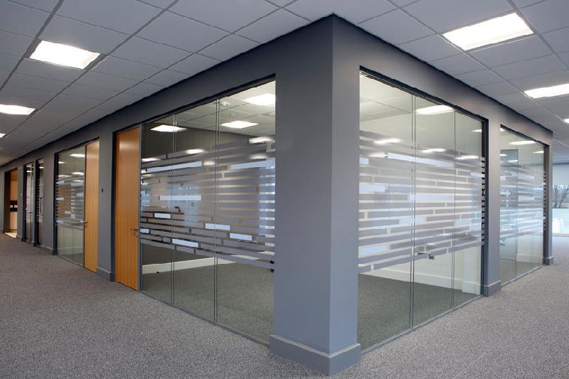 Demountable Partitioning System