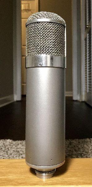 Neumann U47 FET Condenser Microphone used---2300$