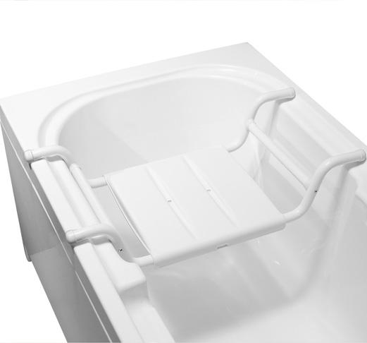 bathtub seat