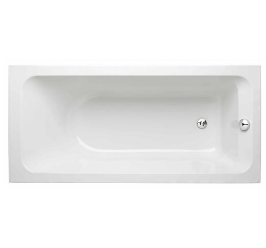 Rectangular non-hydro ACRYLIC BATH