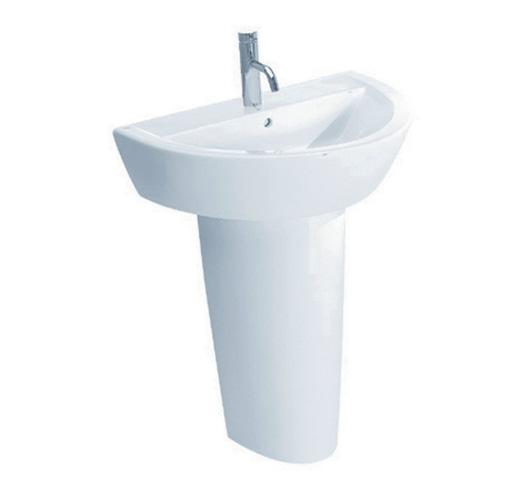 Wash Basin-Pedestal