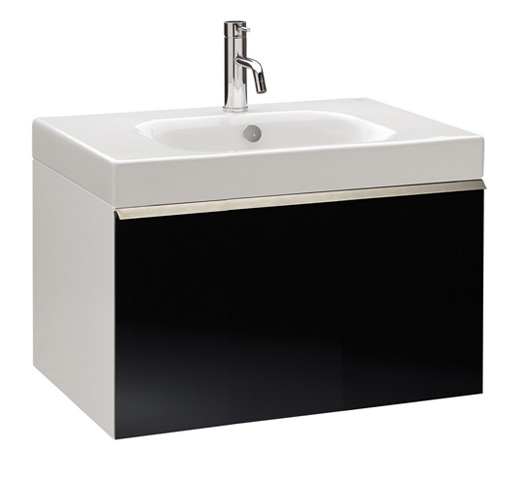 Washbasin base unit