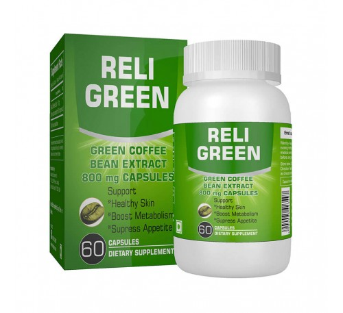 Religreen Green Coffee Beans Extract Manufacturer In Chandigarh