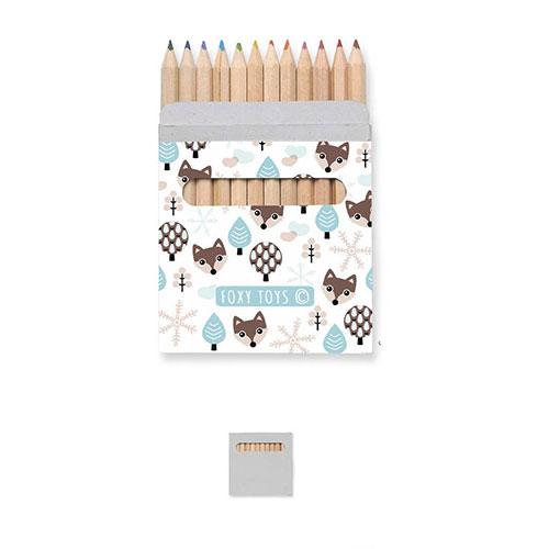 pencils carton box