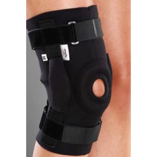 Knee Wrap Hinged