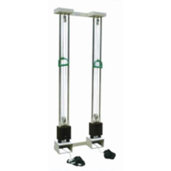 Pulley Weights gym machine