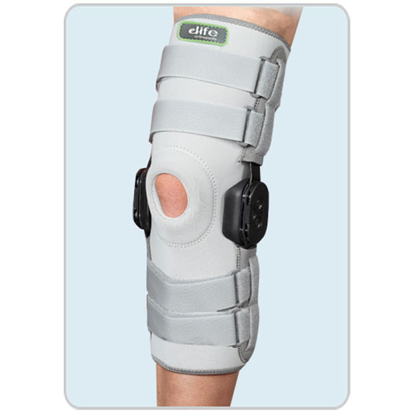 ROM Hinged Knee Support