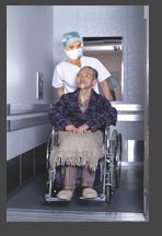 Hospital / Stretcher Elevator