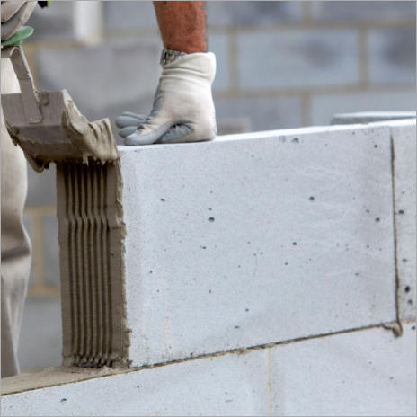 Paver Block and AAC Block Construction Labour Services