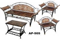 Wrought Iron Sofa Set Manufacturer In Uttar Pradesh India By