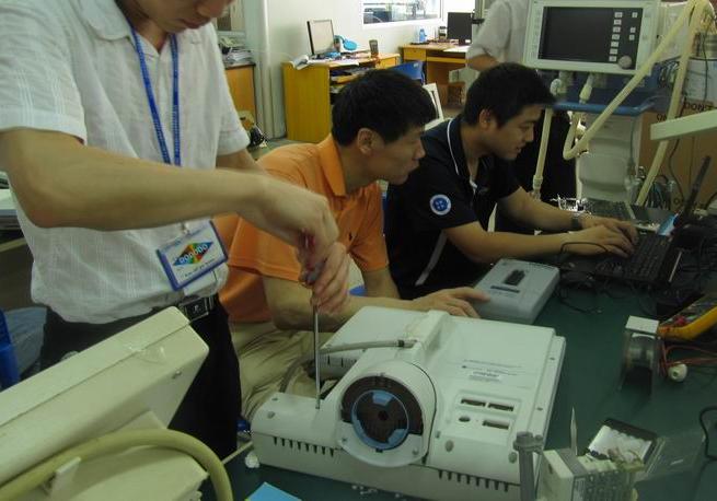 Biomedical Equipment Repair Services