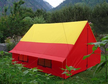 Nylon Camping Alpine Tent (STE-18)