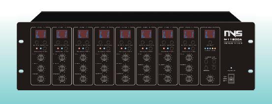 Audio Matrix & Paging Controller