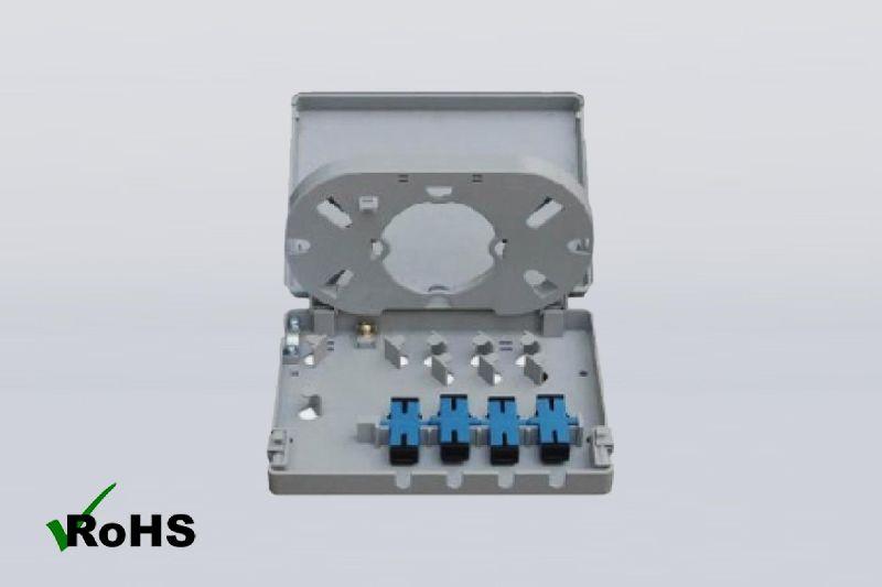 Fibre Optic Distribution Box Wall Mount Simplex