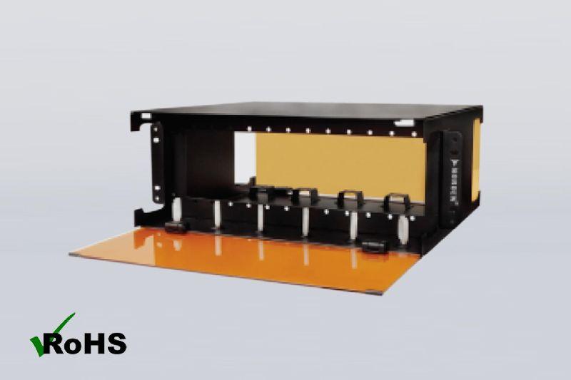 High Density Fibre Optic Patch Panel