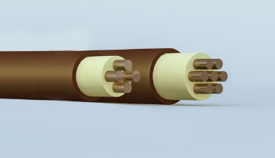 Insulated Heavy Duty Bare Cable