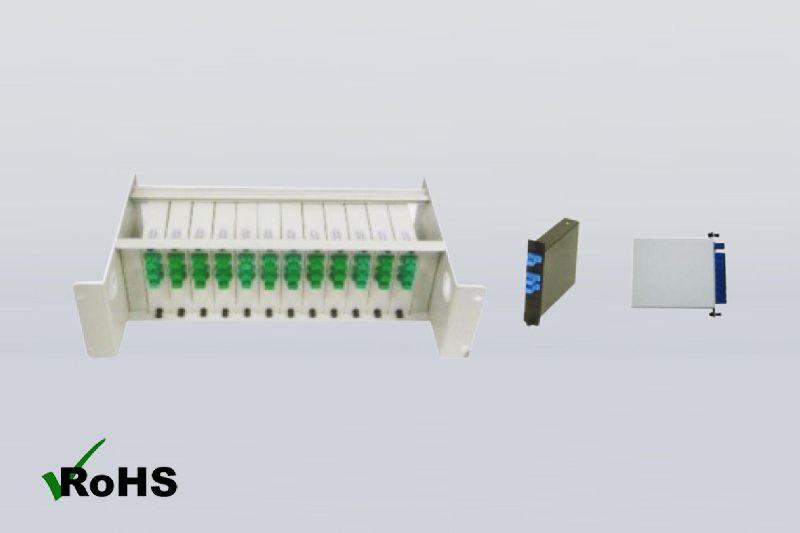 Rack-Mount Splitter Chassis