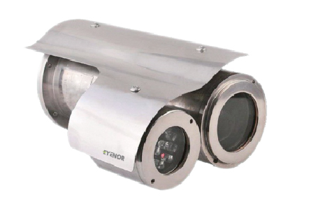 STAINLESS STEEL HOUSING BOX CAMERA