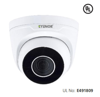 STARLIGHT IP DOME CAMERA