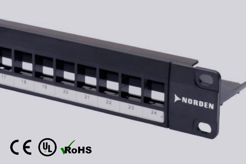 UTP Patch Panel Blank Punch Down