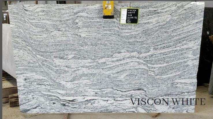 Viscon White Granite Tiles