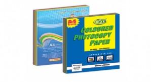 A4 Size Color Paper