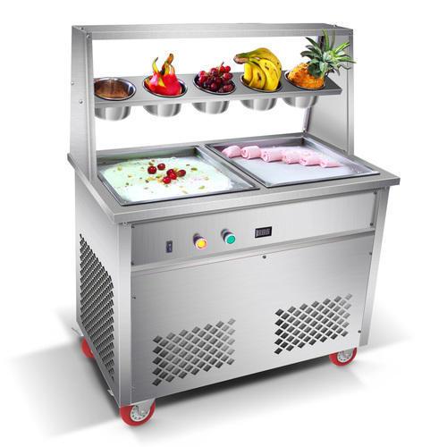Flavoured Ice Cream Machine