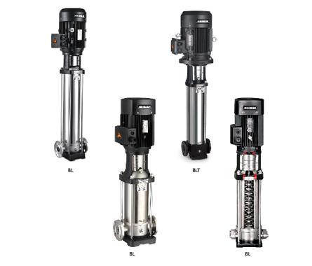 Vertical Multi-stage Centrifugal Pump