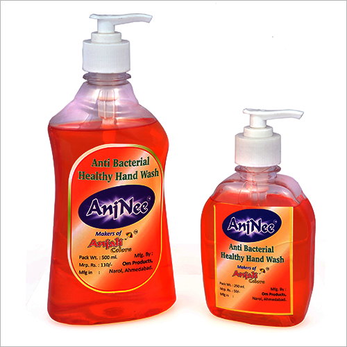 Anti Bacterial Healthy Hand Wash