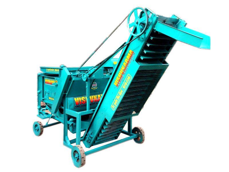 power crop cleaner