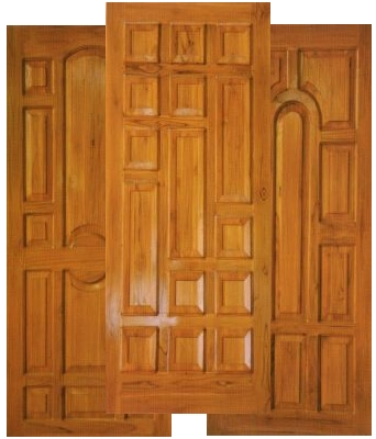 Teak Wood Doors Manufacturer In Karnataka India By Poornima