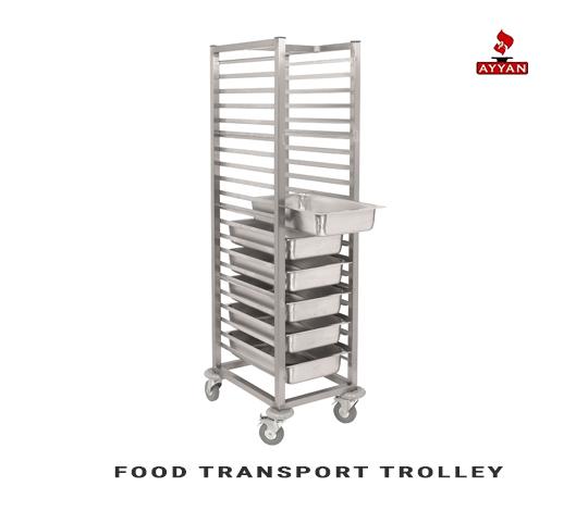 TRAY SLIDER TROLLEY