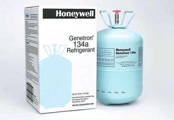 R134A Honeywell Refrigerant