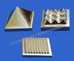 Brass Pyramid