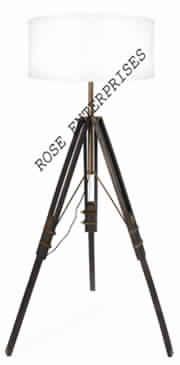 Clasical Design Royal nautical Tripod Floor Lamp