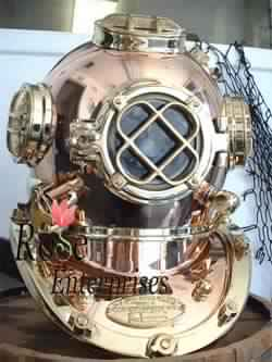 Mark V Diving/Divers Helmet