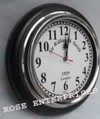 Nautical 1929 London Wall Clock