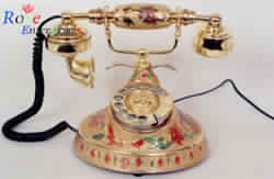Nautical Brass Telephone