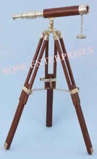 Single Barrel Tripod Telescope