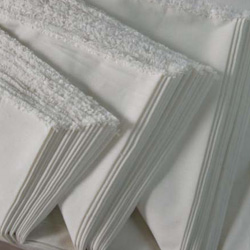 Satin Grey Fabric