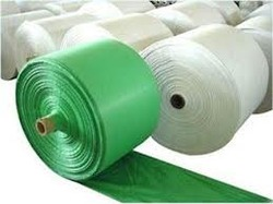 HDPE Scrim Wide Width Fabric