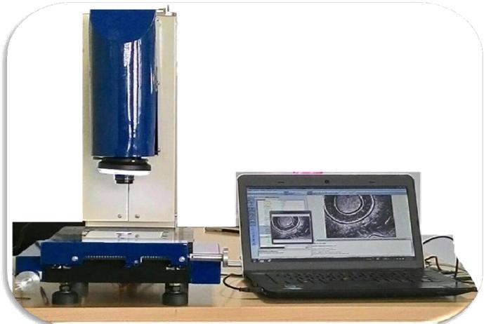 iMeasure Macro - Video Measuring System