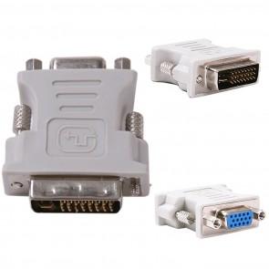 VGA Female Adapter for Dual Monitor Display