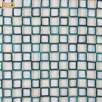 Net Lace Design fabric
