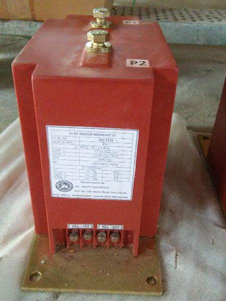 11 KV Resin Cast Current Transformer Manufacturer in AURANGABAD